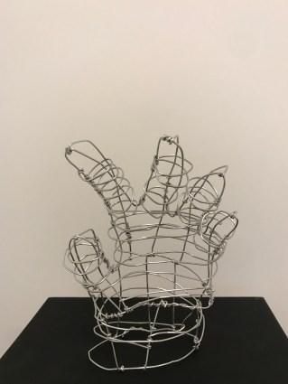 wire hand 2