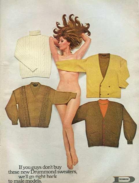 Drummond 1967 Ad