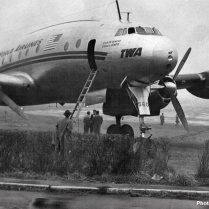 On December 2, 1939, LaGuardia opened to commercial traffic when a TWA DC-3 from Chicago landed minutes after midnight. Within a year, LaGuardia was was the busiest airport in the world.