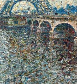 La Seine - 26x24