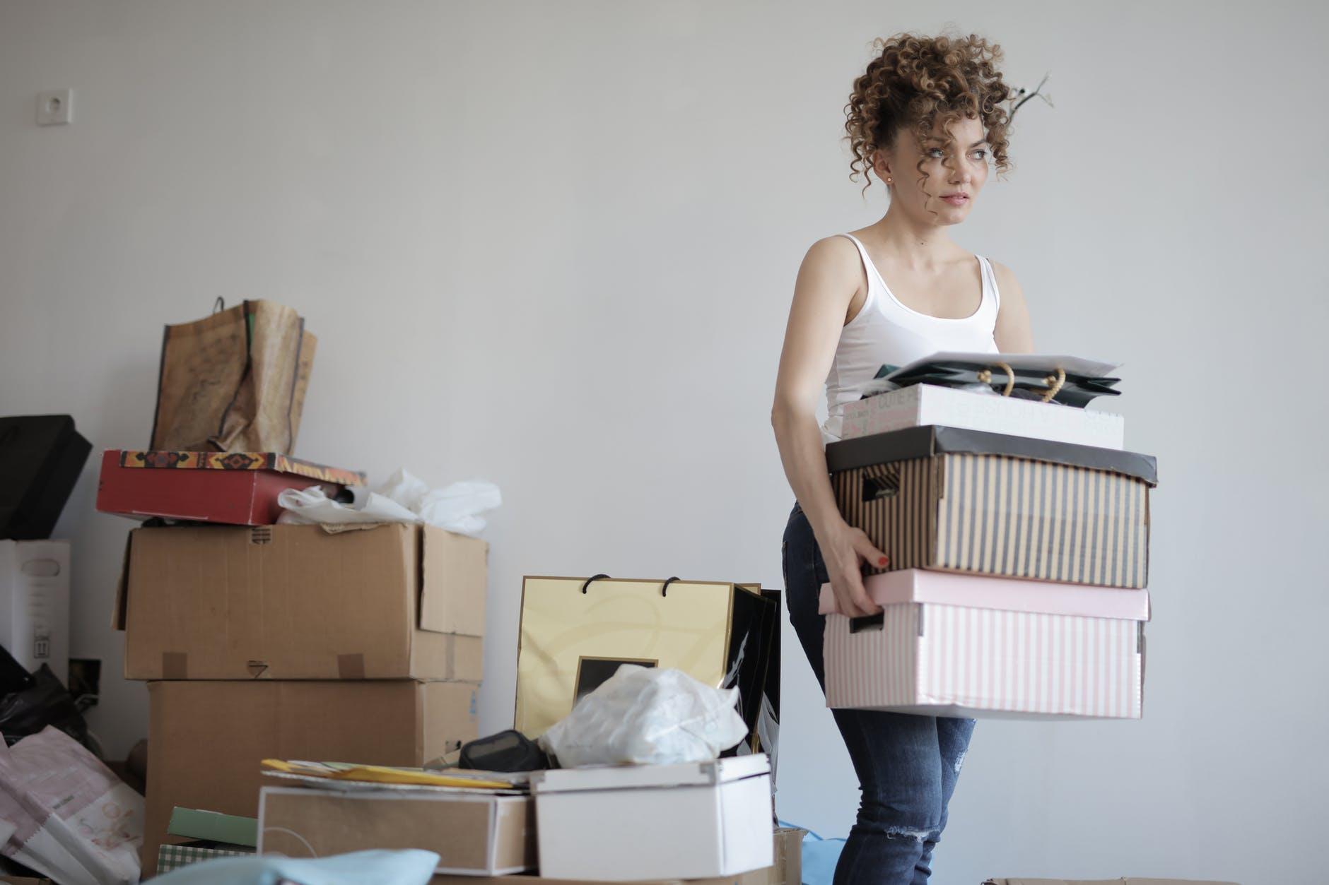 How to Prepare for Portfolio Moving Day