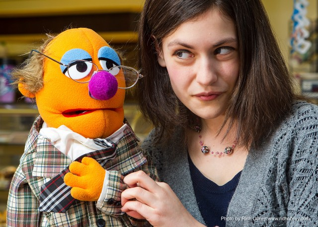 Kennebunk puppeteer Nicola McEldowney is featured in the VILLAGE publication.