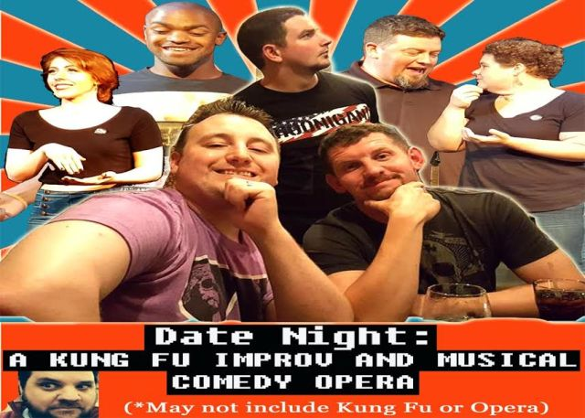 Date Night: A Kung Fu Improv and Musical Comedy Opera