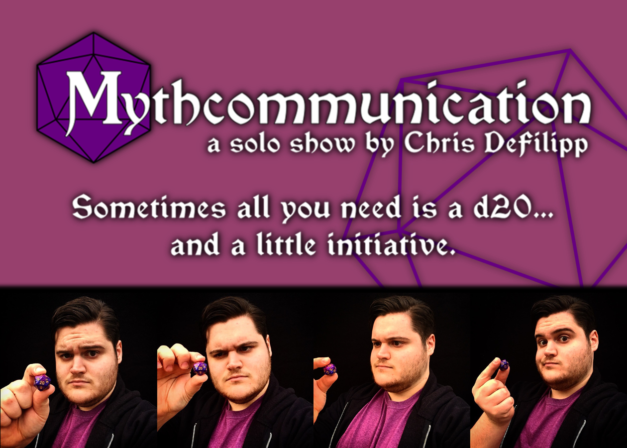 MYTHCOMMUNICATION – PF18 Interview!