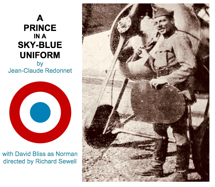 A PRINCE IN A SKY-BLUE UNIFORM – PF18 Interview