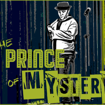 REVIEWS:  Prince of Mystery