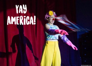 REVIEWS: Yay America!
