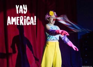 REVIEWS: Yay America!