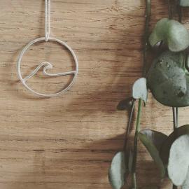 Porth logo necklace