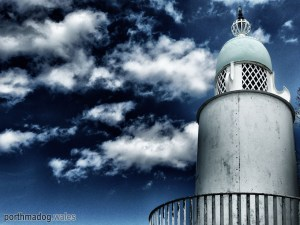 The Lighthouse at Portmeirion