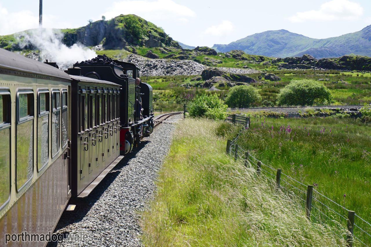 The Welsh Highland Railway