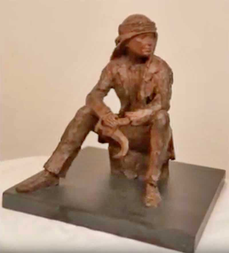 Lawrence of Arabia Bronze
