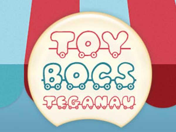 Toy Bocs Teganau