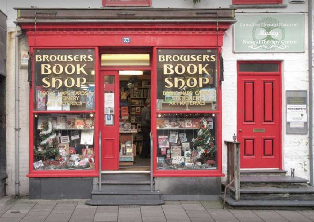 Browsers Book Shop