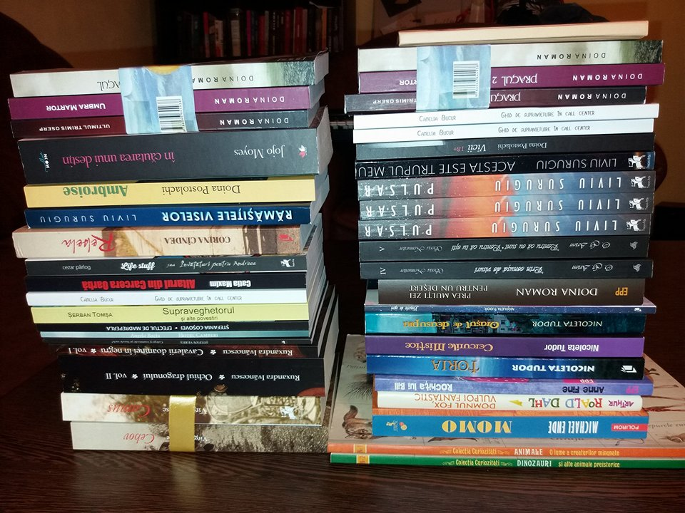 Cel mai frumos cadou pentru ziua femeii- Book tag
