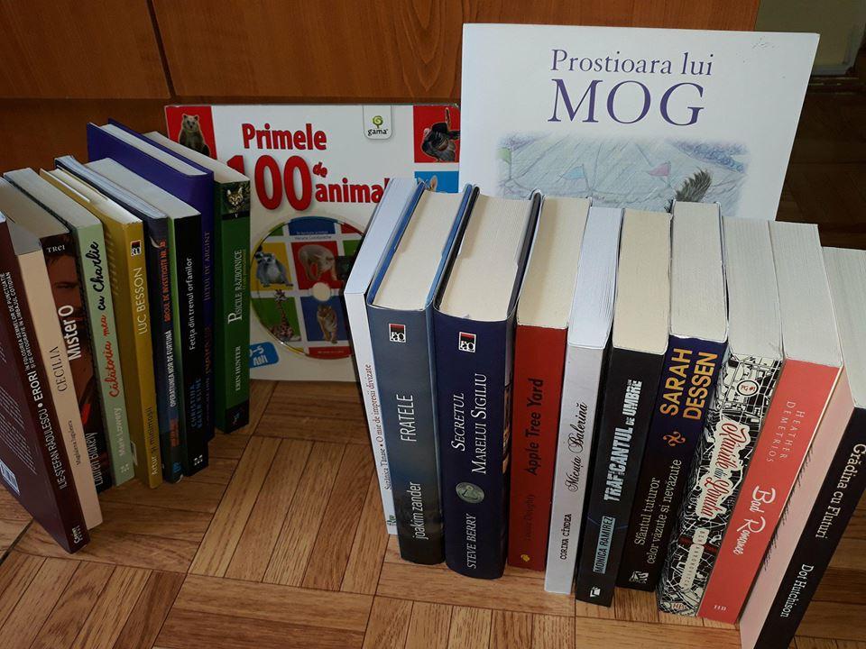 Nou în bibliotecă aprilie