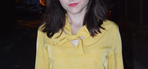 bluză galbenă FashionMia