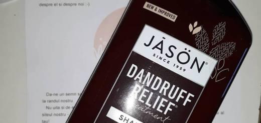Șampon anti mătreață Jason