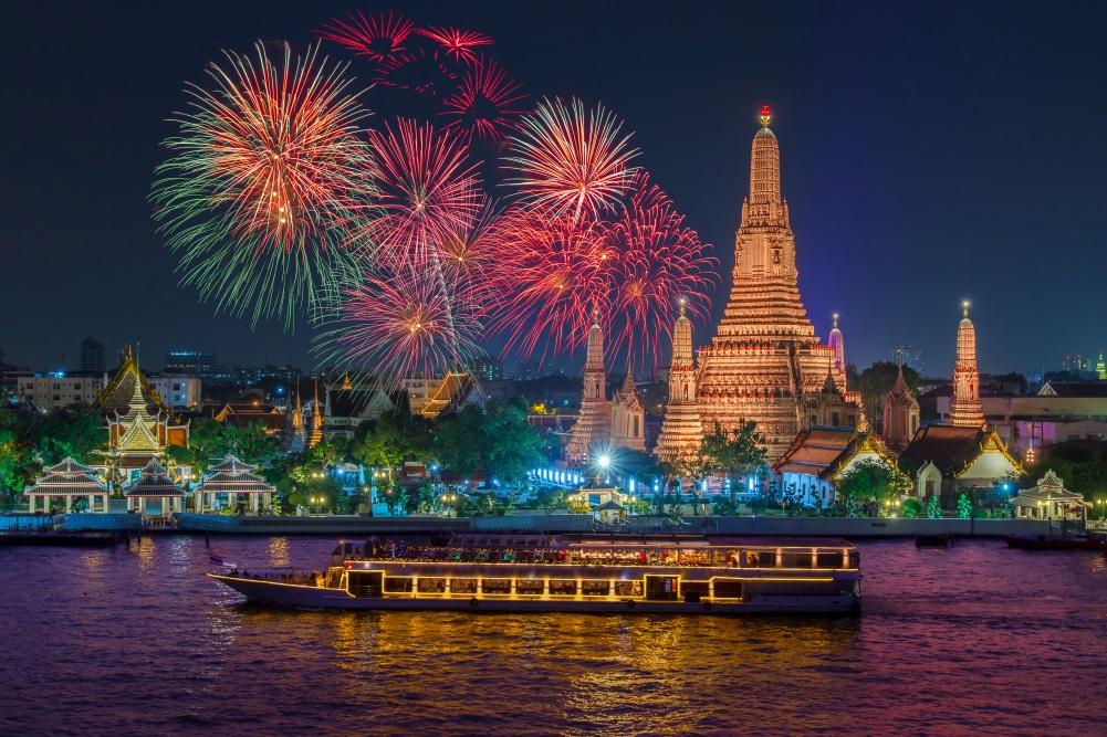3, 2, 1... 2019 în Thailanda!