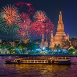 Revelion în Thailanda