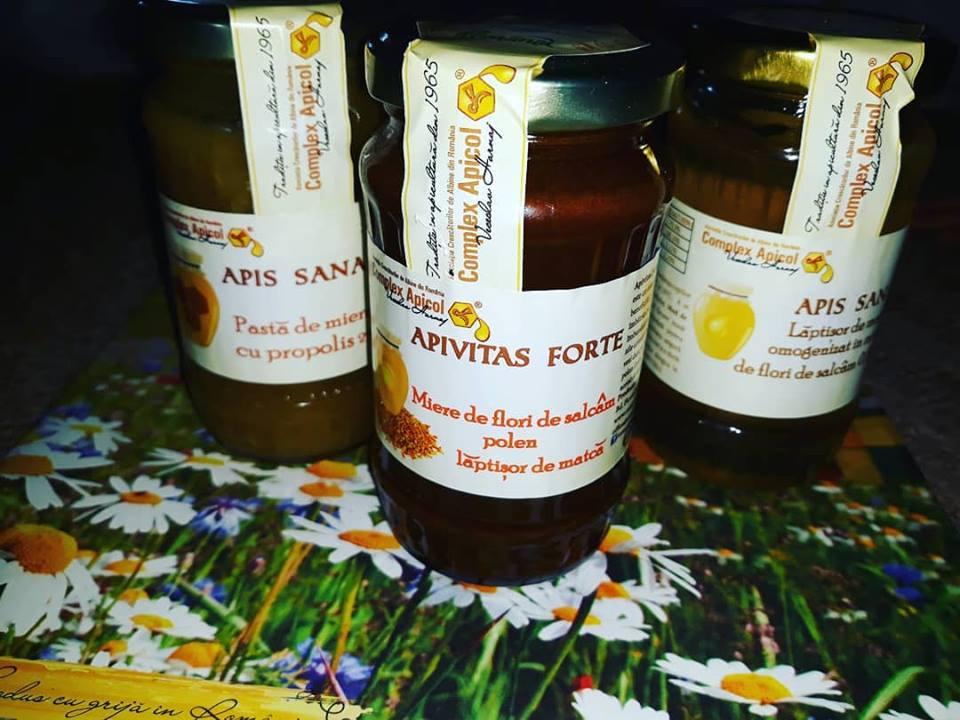 produse apicole energovitalizante