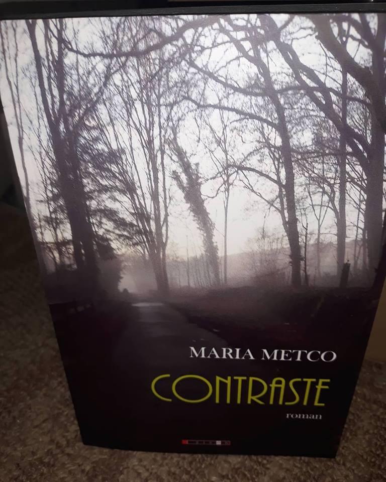 Contraste - Maria Metco