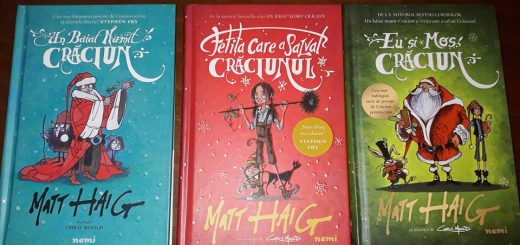 Eu și Moș Crăciun - Matt Haig