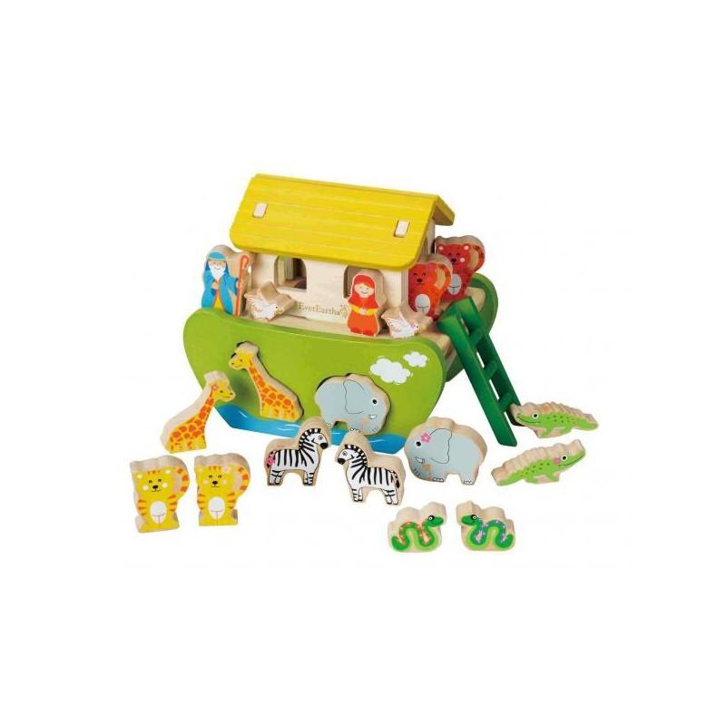 De ce să alegi jucării din lemn pentru copilul tău?