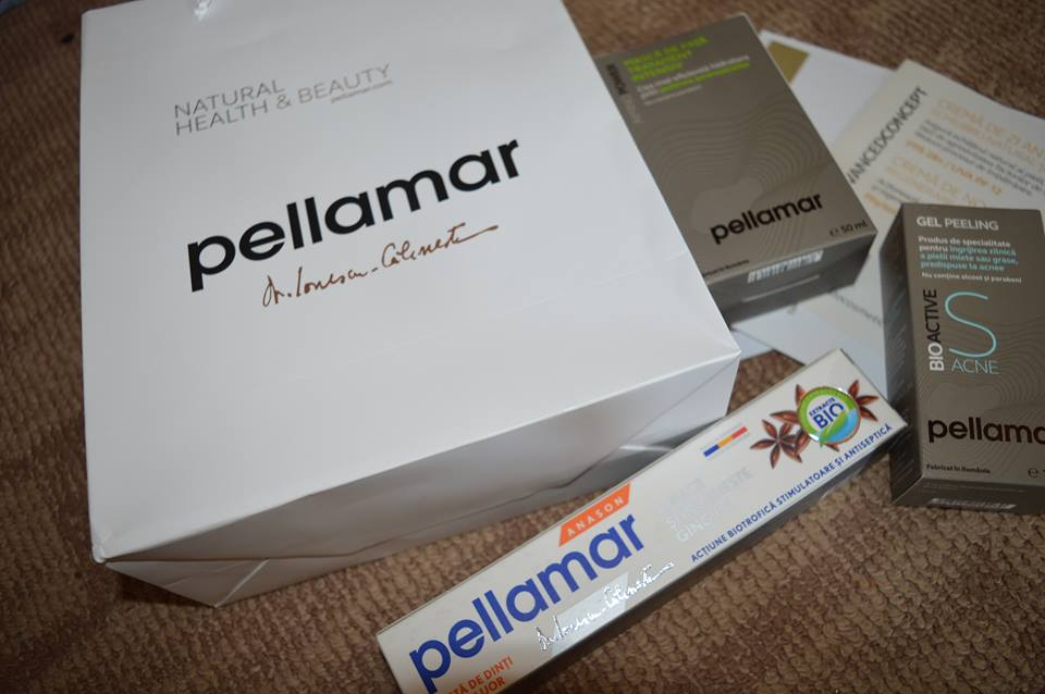 produse pentru ten acneic PellAmar
