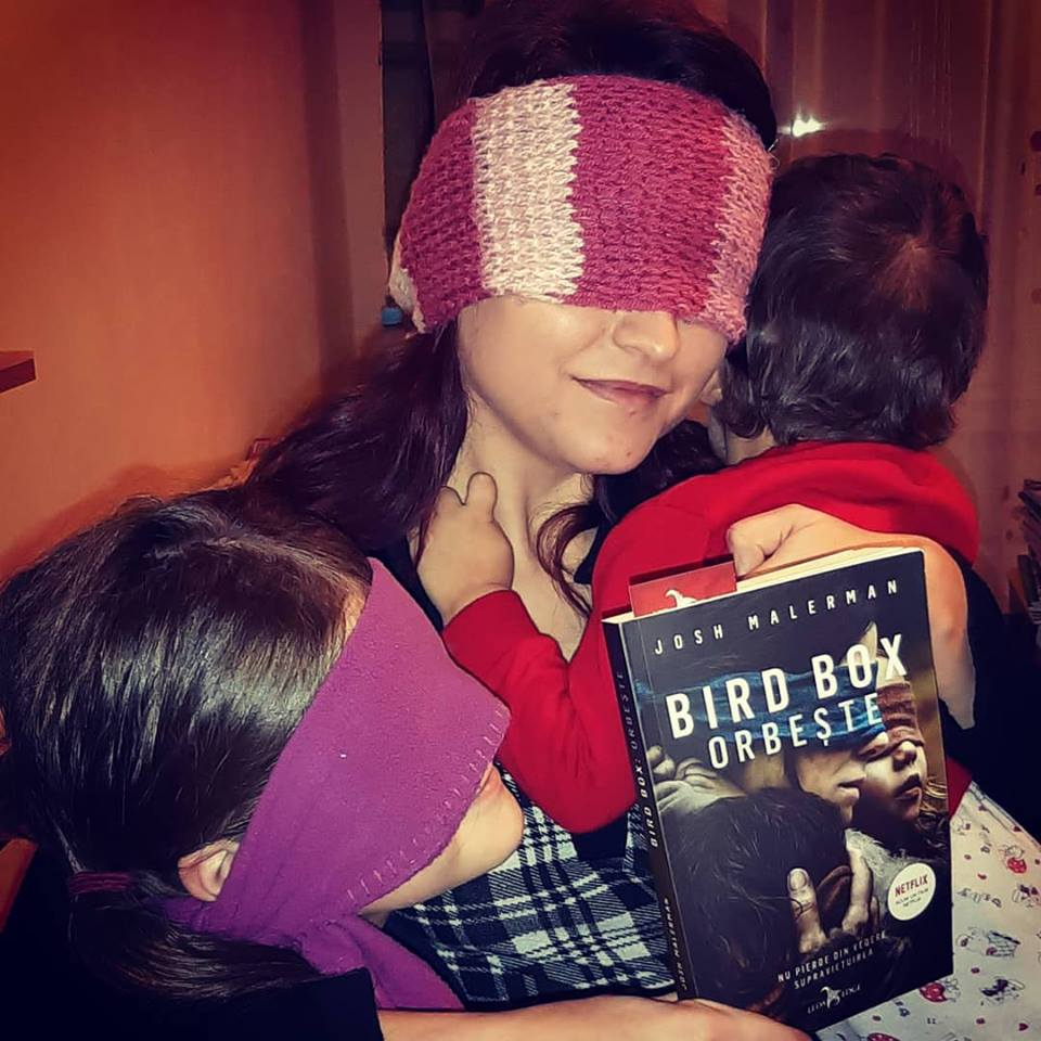 Bird Box. OrbeÈ™te - Josh Malerman