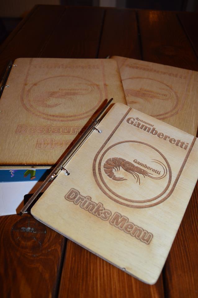 Gamberetti - Haihui prin Galați