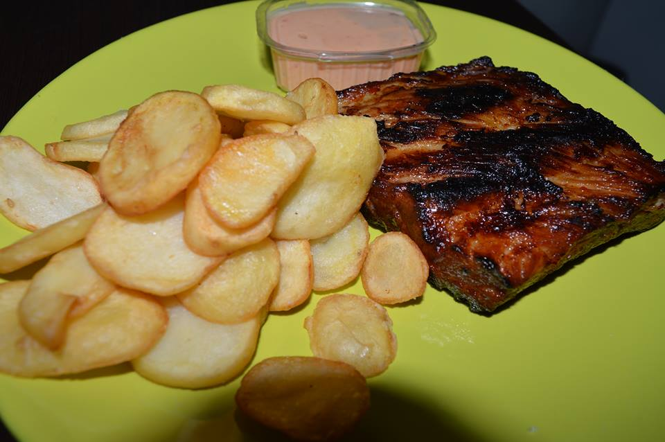 coaste de porc Family Grill