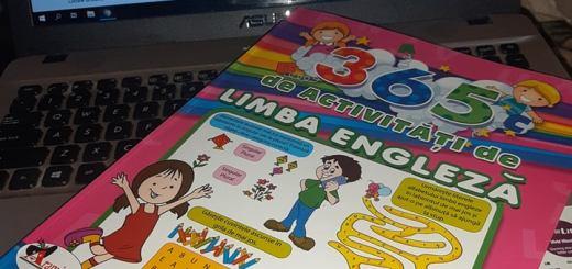 365 de activități de limba engleză