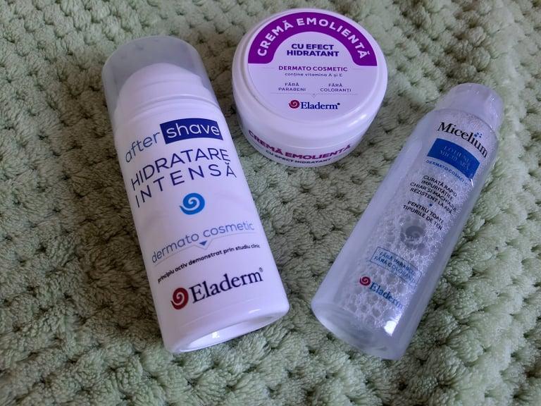 Dermatocosmeticele Eladerm sunt potrivite oricărui tip de ten