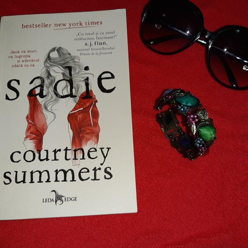 Sadie – Courtney Summers