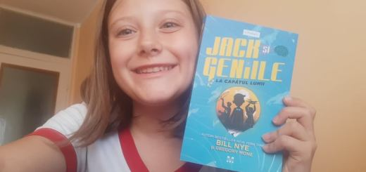 Jack și geniile la capătul lumii