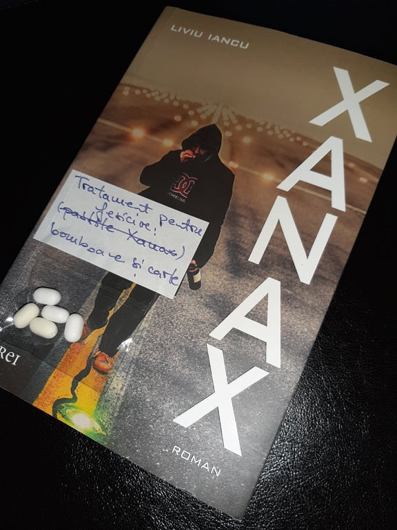 Xanax de Liviu Iancu