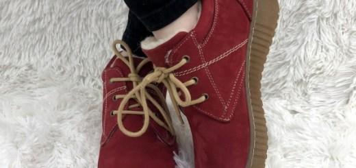pantofi din piele Taby.ro