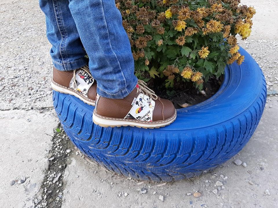 ghetuțe Ariana Baby Shoes