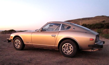 z-at-sunset