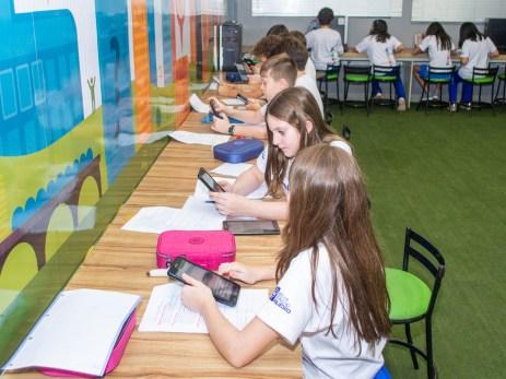 FUNDAMENTOS TECNOLÓGICOS A tecnologia é uma grande aliada da aprendizagem.