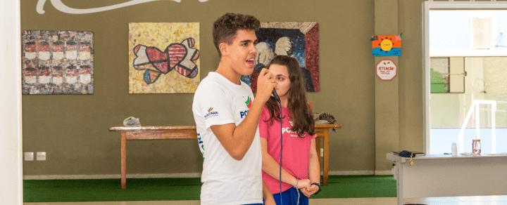 Ensino Médio finaliza o segundo semestre do GPP e premia campeões do Interclasses 2019