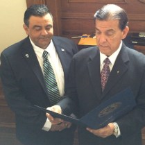 Senate Resolution 242. Port Isabel Day at the State Capitol.