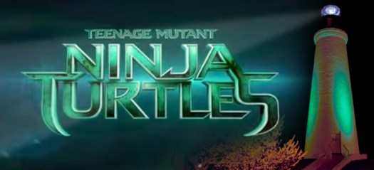 Teenage Mutant Ninja Turtles, Friday, July 1st at the Port Isabel Lighthouse!