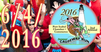 2nd Annual Summer Causeway Run. June 4, 2016.