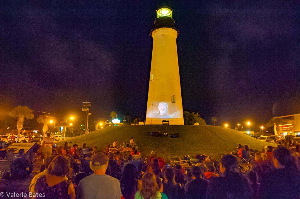 Lighthouse Establishment Cinema (LHEC) at the historic Port Isabel Lighthouse! Fridays, June & July, 9:30 p.m. FREE to the public!