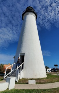 Historic Port Isabel Lighthouse.