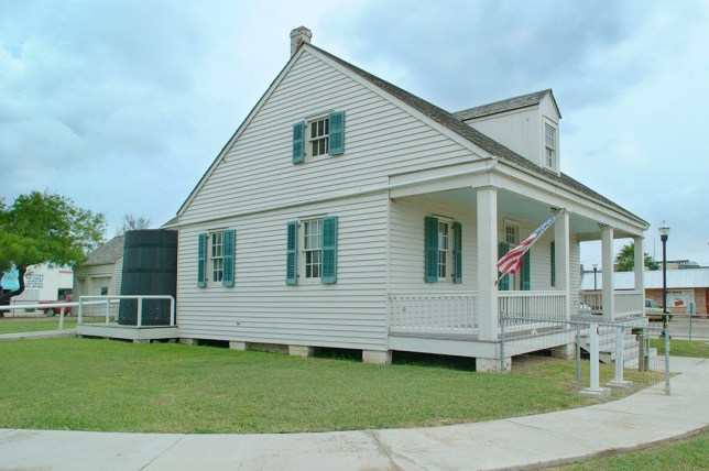 The Keeper's Cottage is downtown Port Isabel, next to the historic Port Isabel Lighthouse. It houses the Visitor Center & Chamber of Commerce.