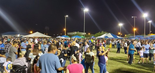 Pachanga in the Park started in Washington Park in 2011 as an event to feature local food and music and fun and games. The event outgrew Washington Park and in 2017 moved to its present location at the Laguna Madre Park off Port Road in Port Isabel. Plenty of free parking is available. COVID-19 public safety protocol will apply.