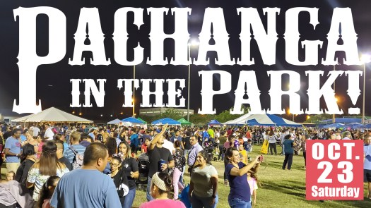 Pachanga in the Park October 23